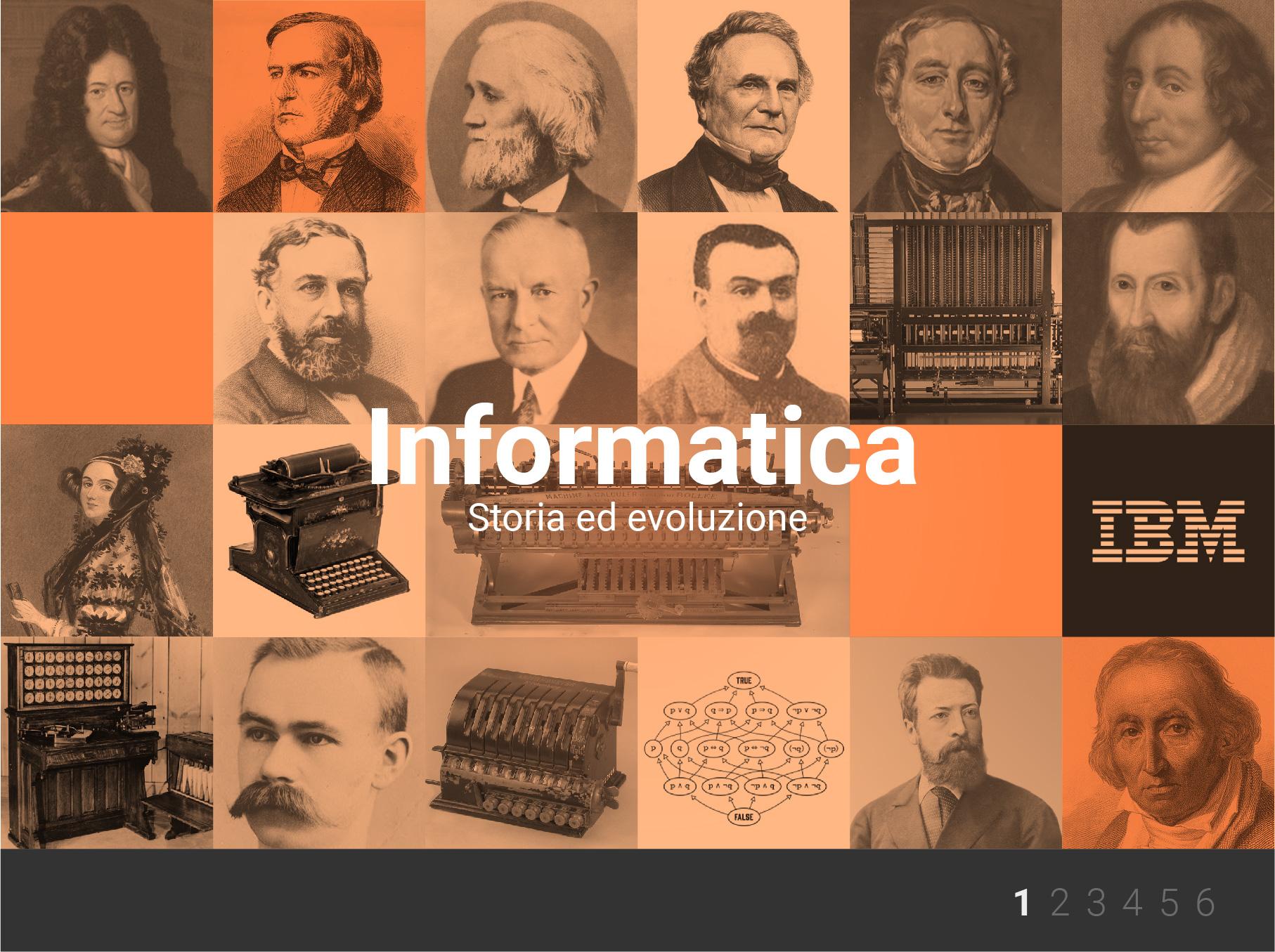 Li.Edu.Co. | La Storia dell'Informatica: le prime invenzioni