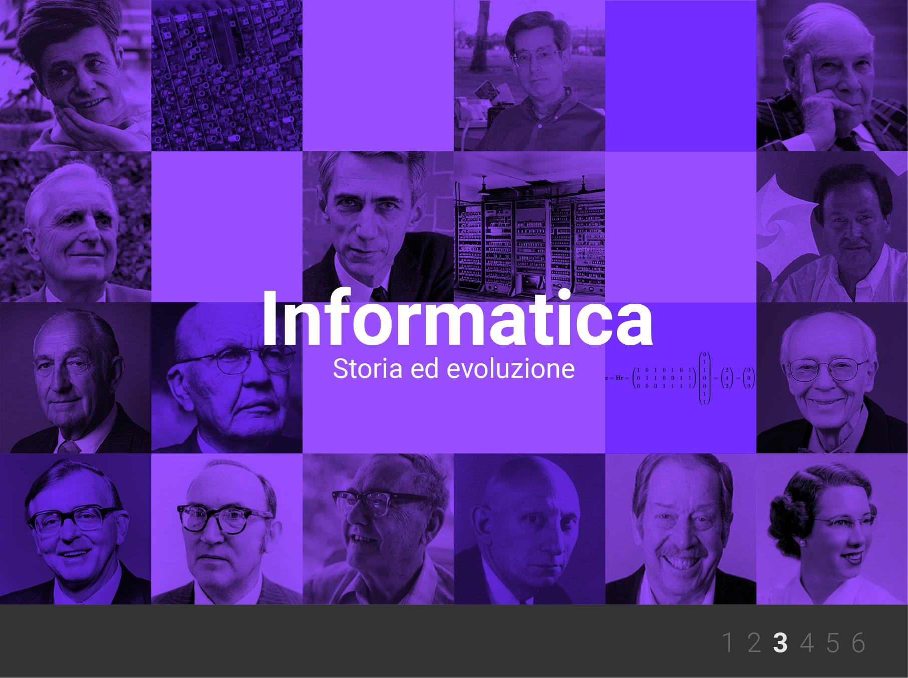 Li.Edu.Co. | La Storia dell'Informatica: terzo approfondimento