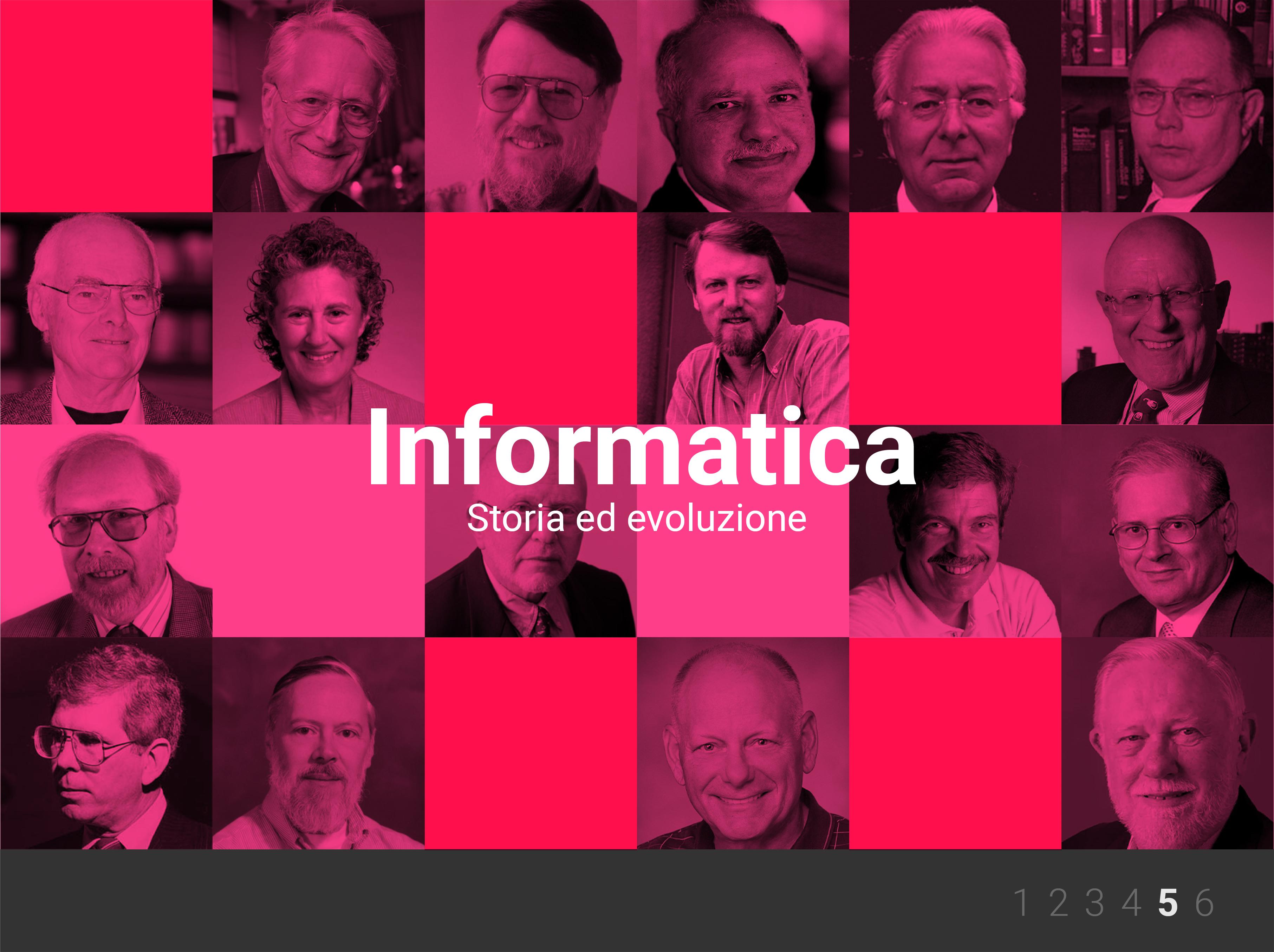 Li.Edu.Co. | La Storia dell'Informatica: quinto approfondimento