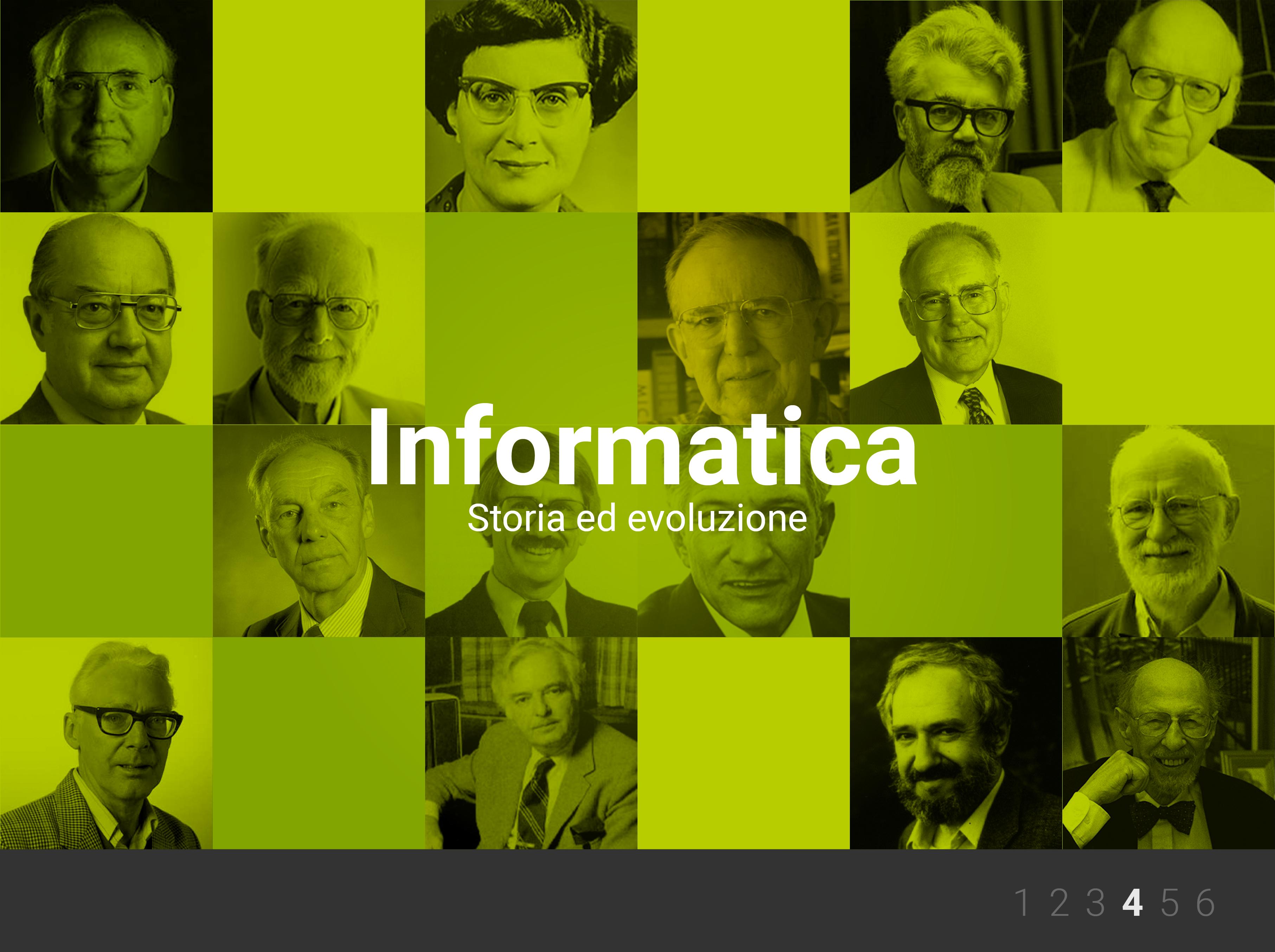 Li.Edu.Co. | La Storia dell'Informatica: quarto approfondimento